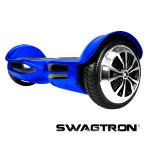 Skagway Swagtron T3 Hands-Free Smart Balance Scooter with SentryShield
