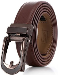 Marino Men's Genuine Leather Belt