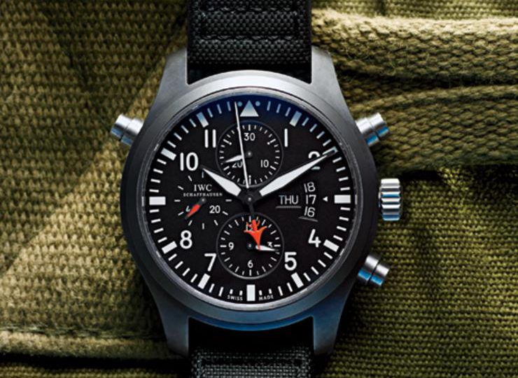 Military Watch Cover
