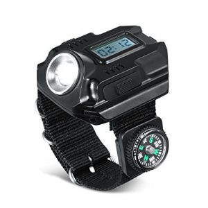 Night Eyes Wristwatch