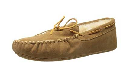 Moccasin Sheepskin softsole