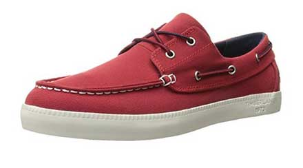 Moccasin read sneaker timberland